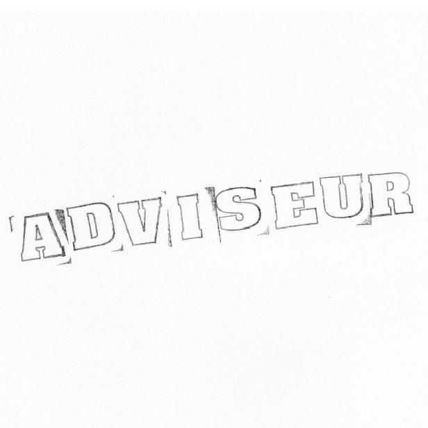 #6 - Adviseur vierkant